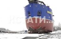 Импортозамещение в судостроении — новое дноуглубительное судно построено менее чем за полгода