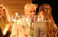 Историю Нижегородского села Сартакова увековечили на театральной сцене