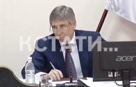 На заседании городской думы Нижний Новгород попытались объявить банкротом