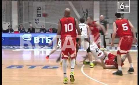 Нижегородские баскетболисты одержали очередную победу