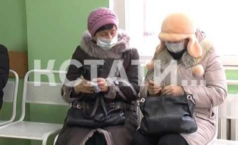 Нижний Новгород в зоне карантина — пациентов с гриппом на скорых доставляют в больницы