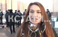 Сотрудники полиции сделали подарок нижегородцам
