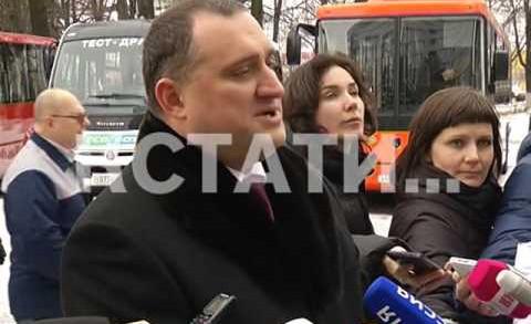 Совещание по развитию рынка газо-моторного топлива прошло в Нижнем Новгороде
