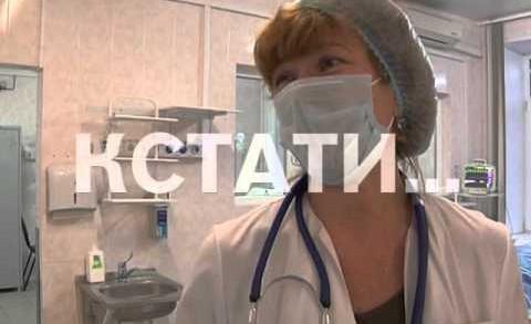 Студенты мед.академии призваны в переполненные больницы для борьбы с гриппом