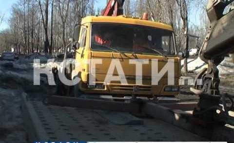 Беспрецедентные меры безопасности предприняты в Ниженм Новгороде
