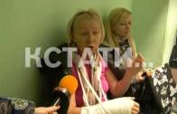 Экстремальные тротуары — жертвы гололеда заполонили нижегородские травмпункты