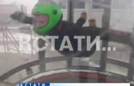 Первый в России парашютист с ДЦП прыгает и тренируется в Нижнем Новгороде