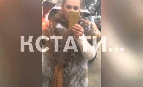 Пешеход против внедорожника — силовой противостояние на улице Чкалова