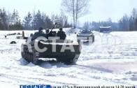 Разведку боем — отрабатывают на Мулинском военном полигоне