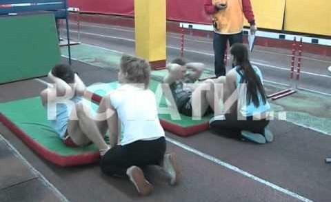 Советские спортивные традиции возрождают в нижегородских школах