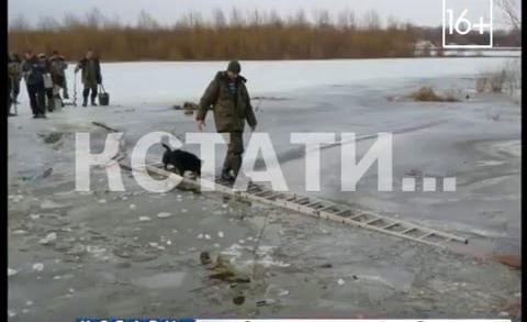37 рыбаков, вышедших на непрочный лед, отрезало от берега