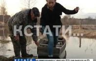 Большая вода расширяет границы — целое село оказалось затоплено