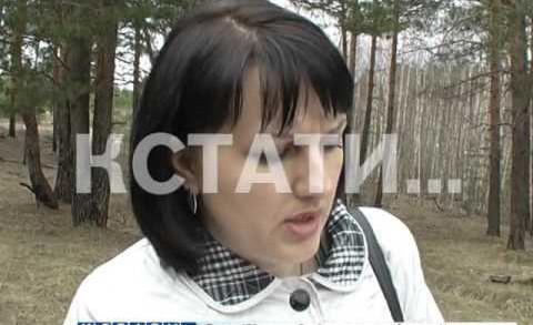 Многодетным семьям в Дзержинске выделили землю для строительства домов прямо на кладбище