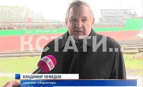 «Окская судоверфь» начала строить служебно-разъездные катера для минобороны России