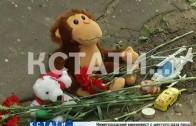 4-х летний мальчик выпал из окна на Бору