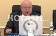 Губернатор раскритиковал уровень зарплат саровского предприятия