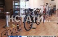 Раритет на колесах — уникальные экспонаты появились в нижегородском техническом музее