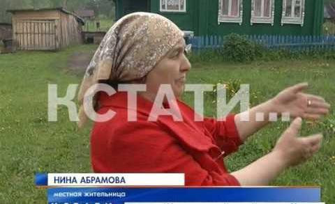 Серия крупных пожаров прокатилась по Нижегорордской области