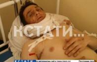 Сломанные ребра и пара ушибов — нижегородец остался жив после столкновения с поездом