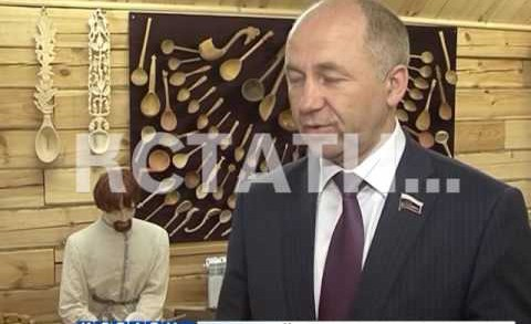 Ударить автопробегом по художественным промыслам решили в Нижегородской области