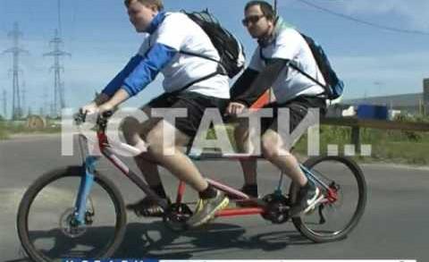 Велопробег «Дорога Минина»