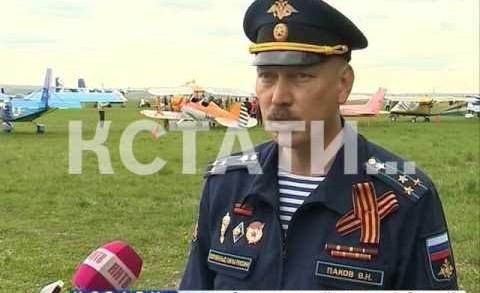 Встреча поколений патриотов России состоялась сегодня в Богородске
