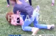 Девочки-подростки устроили гладиаторские бои в Ленинском районе