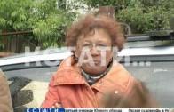 Июньский снегопад обрушился на жителей Володарского района