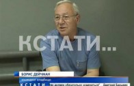 Незаконная торговля расцвела на нижегородских кладбищах