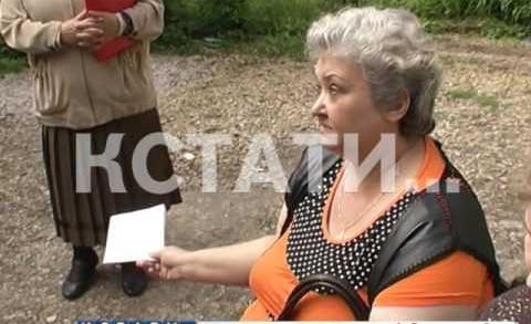 Принудительно выселенные коммунальщики впервые лицом к лицу встретились с властями