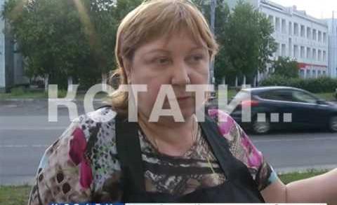 Рухнувший балкон на проспекте Ленина упал на отряд детей из школьного лагеря