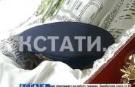 В Тоншаевском районе простились с погибшим при странных обстоятельствах солдатом