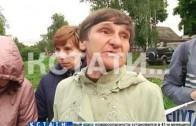 Жители против депутата — народного избранника обвиняют в уничтожении детской площадки