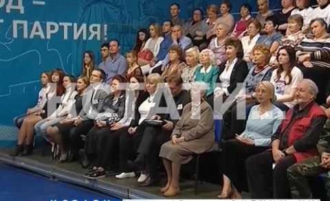 Избирком продолжает принимать от политических партий списки кандидатов в депутаты