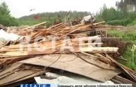 Мусорные оковы сковали Нижний Новгород — стихийные свалки заполонили городские окраины