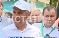 Нижегородская область стала всероссийским центром празднования сабантуя