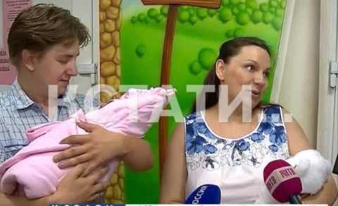 Самый плодовитый рекорд поставлен в Нижегородской области