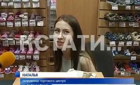 Травмоопасный шопинг — в нижегородских магазинах начали рушится потолки