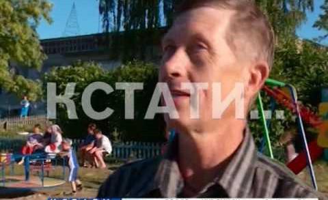 Безопасных и благоустроенных территорий для детского отдыха в Нижегородской области станет больше