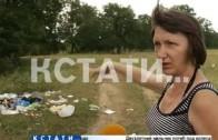 Горы мусора оставили в подарок местным жителям гости музыкального фестиваля.