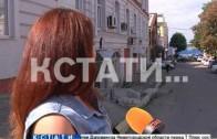 Избить журналистов попытался сотрудник народного фронта, комментируя нарушения своего начальника