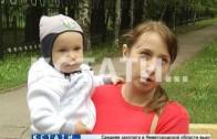 Младенец спас собственную мать от насильника в Ленинском районе