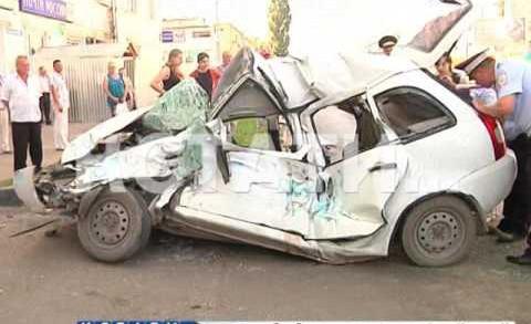 Неуправляемый автобус стал причиной страшного ДТП в Ленинском районе