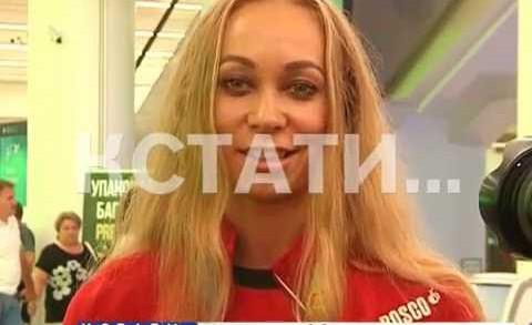 Нижегородская гимнастка, завоевавшая олимпийское золото вернулась домой