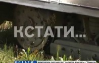 Нижегородский общественный транспорт становится опасным для жизни