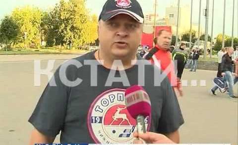 Новый хоккейный сезон стартовал в Нижнем Новгороде