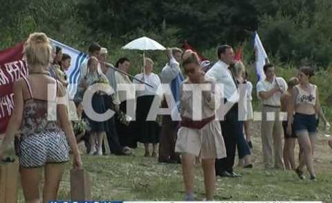 Память Нижегородского конструктора Ростислава Алексеева увековечат на большом экране.