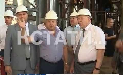 Сергачский сахарный завод получил вторую жизнь