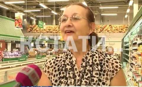 Товаров местного производства на прилавках нижегородских магазинов становится всё больше
