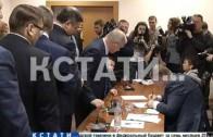 Завершено расследование уголовного дела в отношении главы администрации Н. Новгорода.